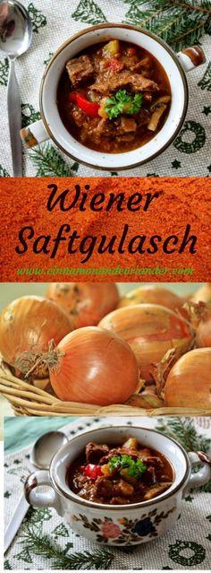 Weltbestes Wiener Saftgulasch - das beste Gulasch der Welt von cinnamonandcoriander.com