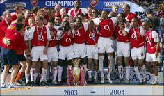 #Invincibles #Arsenal