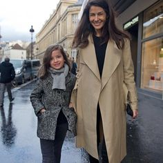 gracespain:  Barbara Martelo and daughter