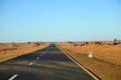 Northern Highway 171 km northwest of Omdurman http://www.pbase.com/bmcmorrow/sudanlibyandesert&page=all