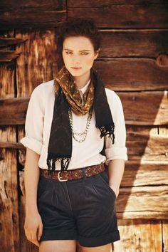 Toast AW12 Women Early Autumn Lookbook - 52 / 55. Photographer: Boo George