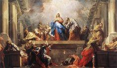 Espírito Santo, repousa sobre nós