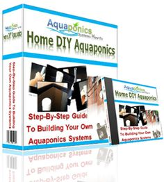 DIY Aquaponics instructions and step by step tutorials