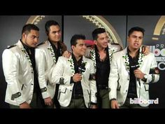Banda Los Recoditos backstage Q&A at the Billboard Mexican Music Awards 2013 - http://afarcryfromsunset.com/banda-los-recoditos-backstage-qa-at-the-billboard-mexican-music-awards-2013/