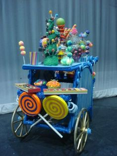 WILLIE WONKA CANDY MAN CART | Recent Photos The Commons Getty Collection Galleries World Map App ...
