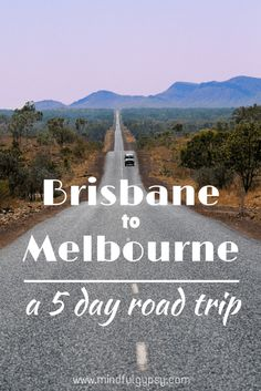 http://www.greeneratravel.com/ Trip Deals - Brisbane to Melbourne – a Five Day Road Trip