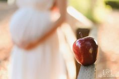 Apple Orchard Maternity Session | Left On Emerson Photography