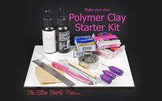 Make a Polymer Clay Starter Kit