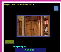 Gorgeous Sub Zero Wood Door Panels 152653   The Best Image Search