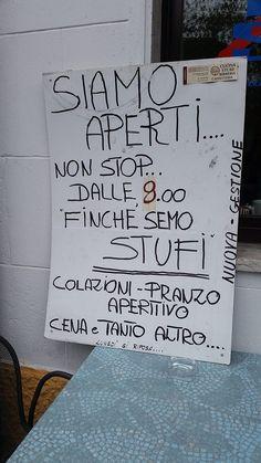 Simone Serra da fb Mi piace questa filosofia, andrebbe estesa. — presso Verona.