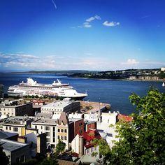 "@rachelle_skye's photo: ""#quebeccity #vieuxquebec"" // quebecregion.com"