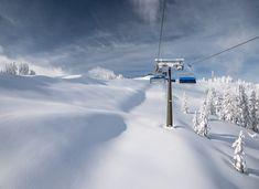 Copyright: Saalbach-Hinterglemm Wind Turbine, Clouds, Winter, Outdoor, Outdoors, Outdoor Games, Outdoor Living
