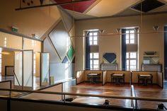 Café l'Aubette / Theo van Doesburg - 7