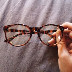 urban outfitters reader glasses worn once for a party but they arent scratched or anything! super cute fake reading glasses Urban Outfitters Accessories