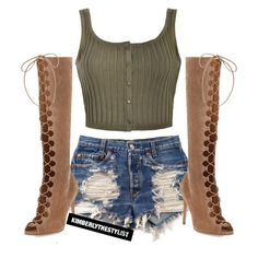 """""""Untitled #1059"""" by whokd ❤ liked on Polyvore"""