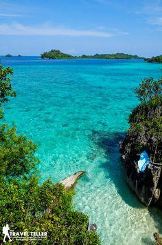 Dinagat Islands, Leyte Philippines | Photo Credit: TheTravelTeller #choosephilippines