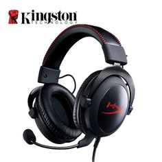 Kingston HyperX Cloud Core Auriculares Headphones with microphone Gaming Headset For PC PS4 Xbox //Price: $70.21//     #electonics