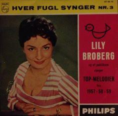 Uh jeg ville ønske jeg var dig. Lily Broberg og et feststemt publikum synger den danske vindersang fra 1959.