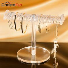 CHOICE FUN Fashion Jewelry Display Storage Shelf Rack Necklace Bracelet Storage Decoration Organizer Stand Box Holder SF-8101