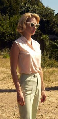 Betty Draper #madmenfashion