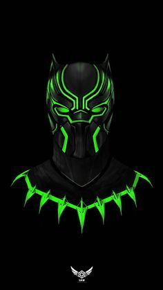Black Panther Wallpaper by SupunGraphics - - Free on ZEDGE™ now. Browse millions of popular green Wallpapers and Ringtones on Zedge and personalize your phone to suit you. Browse our content now and free your phone Black Panther Marvel, Black Panther Art, Iron Man Avengers, Avengers Art, Marvel Art, Marvel Heroes, Deadpool Wallpaper, Avengers Wallpaper, Black Panthers