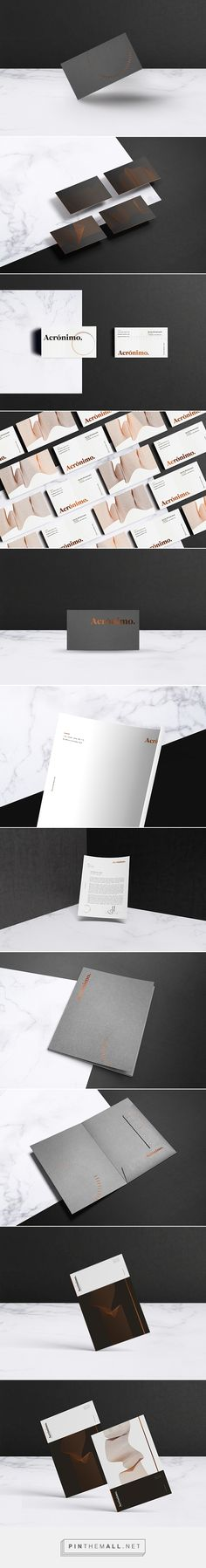 Acrónimo. on Branding Served - created via https://pinthemall.net