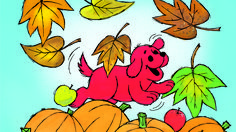 Colorful Fall Fun With Clifford