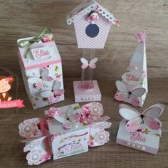 Gift Card Boxes, Butterfly Party, Baby Love, Party Planning, First Birthdays, Paper Art, Art Decor, Party Themes, Origami