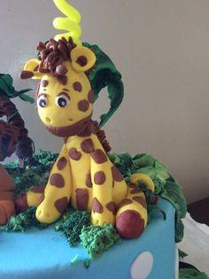 Giraffa in pdz