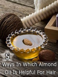 Top 5 Almond Oil Benefits For Hair:Almond oil penetrates deep into the scalp and strengthens the hair from the roots.it helps in hair growth. Almond Oil Uses, Sweet Almond Oil, Almond Benefits, Oil Benefits, Salt Face Scrub, Hair Remedies For Growth, Hair Growth, Cellulite Scrub, Acne Oil