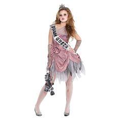 Tween Girls Halloween Costumes