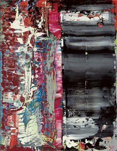 Gerhard Richter. Abstraktes Bild (716-24)