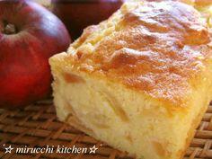 りんごのミルクパウンドケーキの画像