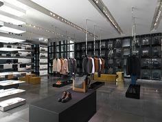 Dior Homme的台北101旗艦店純創意Dior Homme的台北101旗艦店由純創意,台北