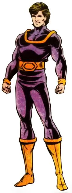 Dev-Em (Legion of Super-Heroes) (DC Comics)