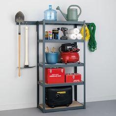 costco newage products bold series versa shelf grey