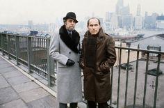 Fernando Rey et Marcel Bozzuffi - French Connection