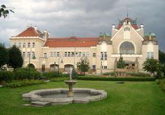 Národní dům, Prostějov, architekt Kotěra