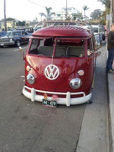 Pismo show vw double cab Volkswagen Transporter, Vw Volkswagen, Volkswagen Bus, Vw Camper, Campers, Hot Vw, T1 T2, Short Bus, Beetle Car