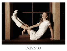 little white dress couture #ninaco #design #fashion