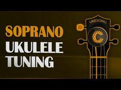 Soprano ukulele tuning - Online Ukulele Tuner - YouTube Ukulele Tuning, Abs, Watch, Youtube, Songs, Crunches, Clock, Bracelet Watch, Abdominal Muscles