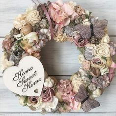 Wreath Crafts Diy Wreath Door Wreaths Wreaths For Front Door Jolie Fleur Diy Spring Wreath Easter Wreaths How To Make Wreaths Deco Floral Easy Christmas Ornaments, Pink Christmas, Christmas Wreaths, Christmas Decorations, Wreath Crafts, Diy Wreath, Etsy Wreaths, Diy Spring Wreath, Ornaments Design