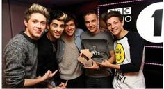 Congrats boys! TMH and Little Things are number 1 in the UK!