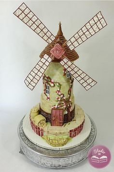 The windmill - Cake by Studio53
