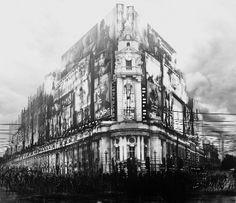 iron building