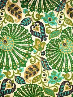 Gestalte Deine Welt mit tollen Mustern Bankura+Emerald