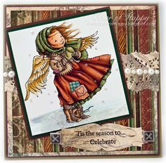 Color of Happy: Ragged Angel