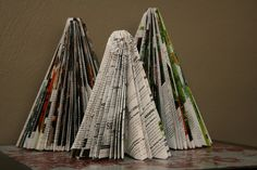 Magazine trees!