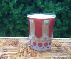 Tipsy Torch A Rose For Emily Giffin by SouthernLitAtelier on Etsy, $36.00