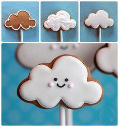 печенье в виде облачка - Поиск в Google